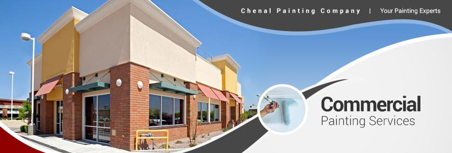 A Photo of our Commercial Painting