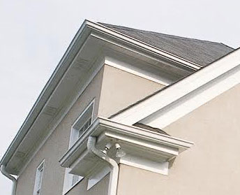 Fascia and Eaves Painting