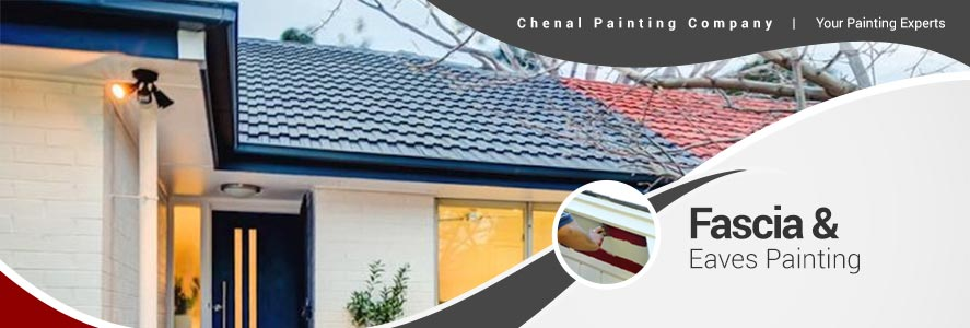 Fascia and Eaves Painting Services